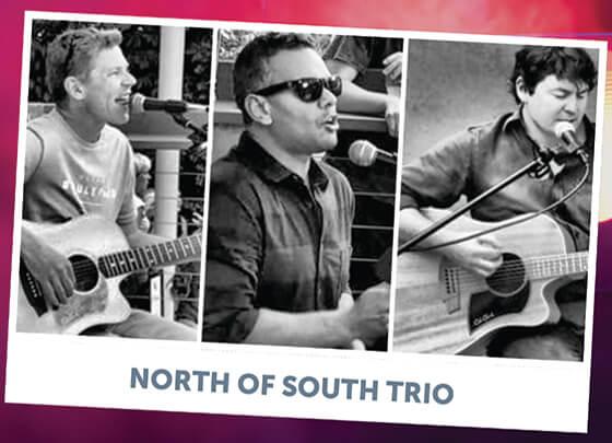 North of South Trio